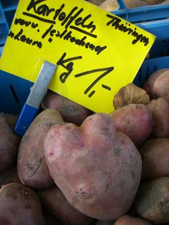 Kartoffelsorte Annabelle Als Salatkartoffel Gemuse Und Salat