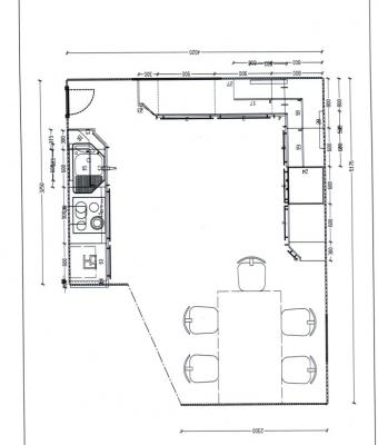 Kochinsel Tiefe küchenplanung u form oder kochinsel küchenausstattung forum