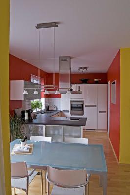 Küchenplanung Form fast Insel Spritzschutz 102628390