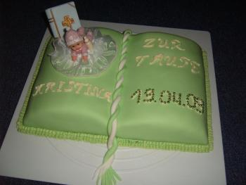 Meine erste torte zur taufe und zum 18 geburtstag for Torte zur taufe selber machen