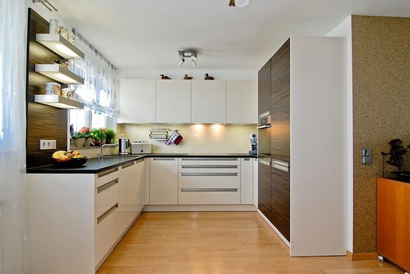 meine erste neue küche | küchenausstattung forum | chefkoch.de - Eck Hängeschrank Küche