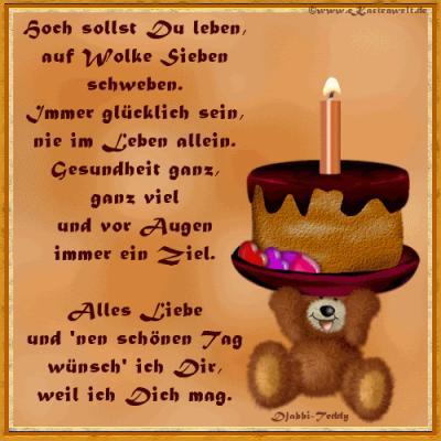 Zum Geburtstag Patenkind Gl252ckw252nsche Geburtstagsglückwünsche