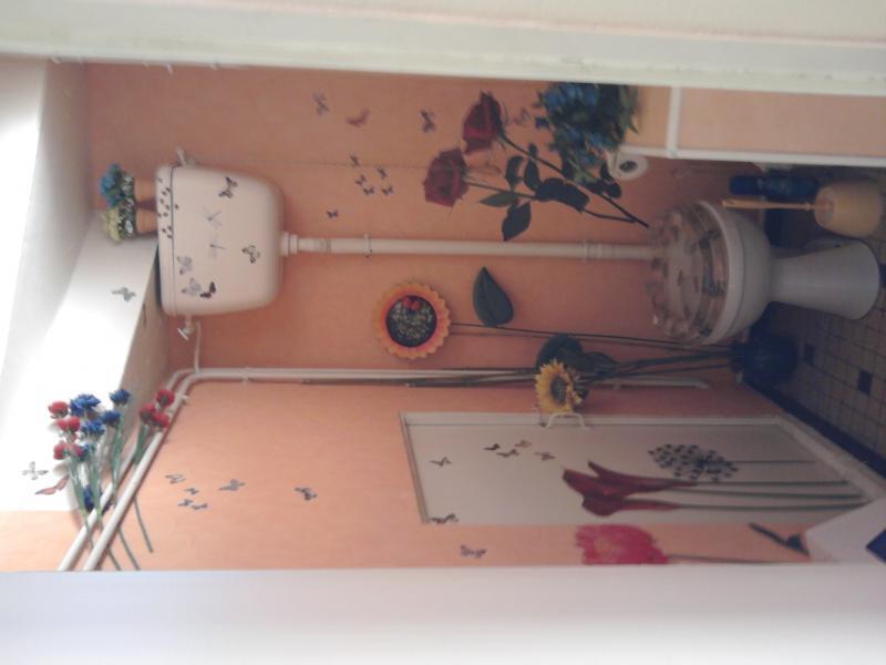 billige dekoridee fuer toilette gesucht haus garten. Black Bedroom Furniture Sets. Home Design Ideas