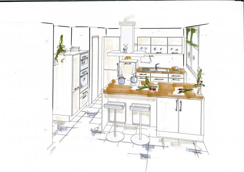 Häcker Küche Planen! Wer Hat Ideen Und Kann Mir Vorschläge Machen. |  Küchenausstattung Forum | Chefkoch.de
