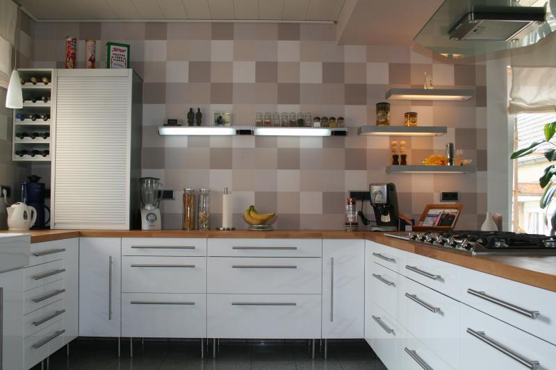 Wir Machen Fortschritte: Unsere Ikea - Siemens - Smeg - Wohnküche