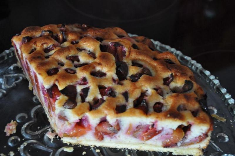 Rezept Zwetschgenkuchen Rührteig friedas rührteig mürbeteig zwetschgenkuchen torten kuchen forum