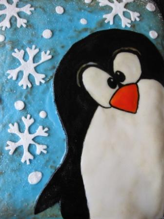 Pinguine Zum Geburtstag Motivtorten Fotos Forum Chefkoch De