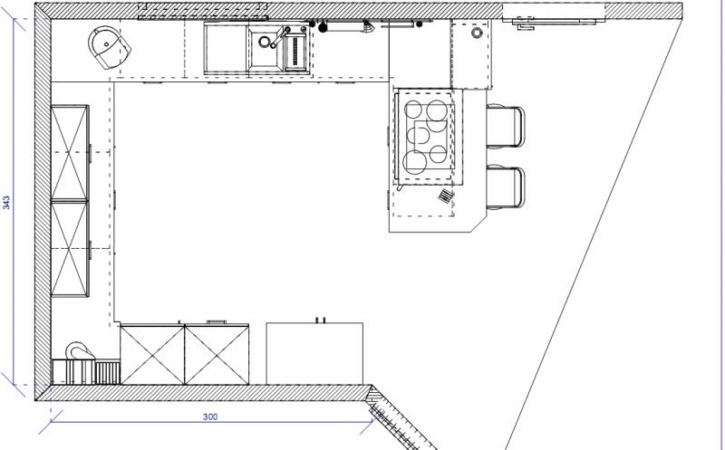 preis f r brigitte k che und side by side. Black Bedroom Furniture Sets. Home Design Ideas
