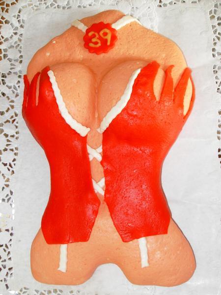 Frauentorso Korsage erstes erotisches Kunstwerk 1485630418