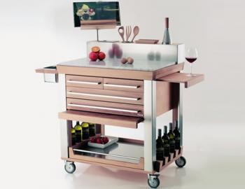 Küchenwagen - welchen habt Ihr? | Küchenausstattung Forum ... | {Küchenwagen 30}