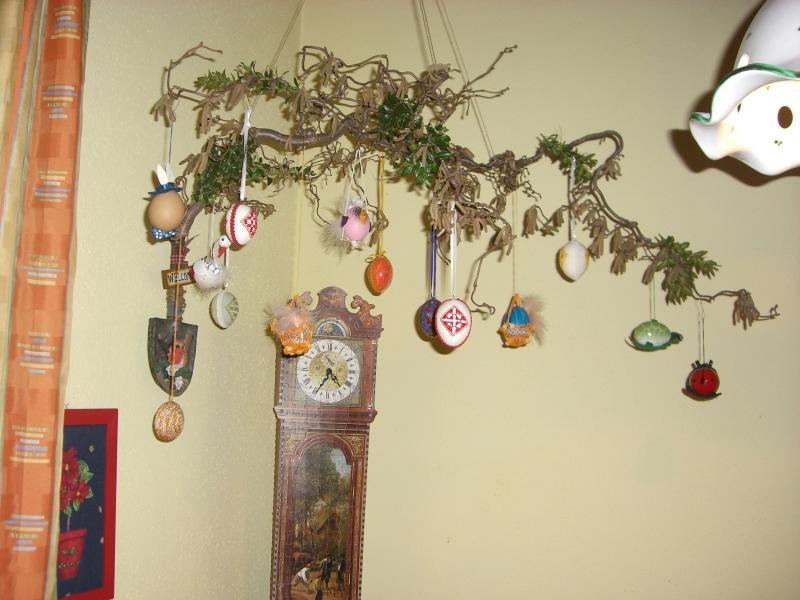 Deko f r die wohnung feste tischdekoration und for Wohnung dekorieren ostern