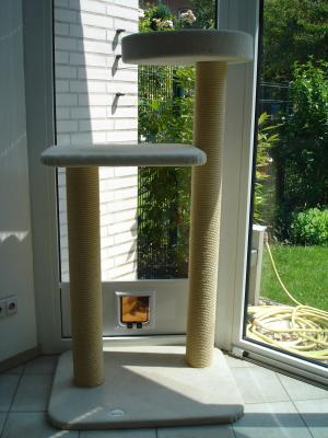 alternative zur katzenklappe hund katze maus forum. Black Bedroom Furniture Sets. Home Design Ideas