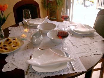 Zeigt eure tollsten Tischdekos 3776228767