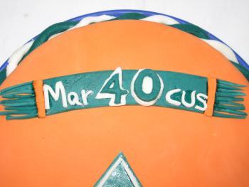Werder Bremen Torte Zum 40 Geburtstag Motivtorten Forum Chefkoch De