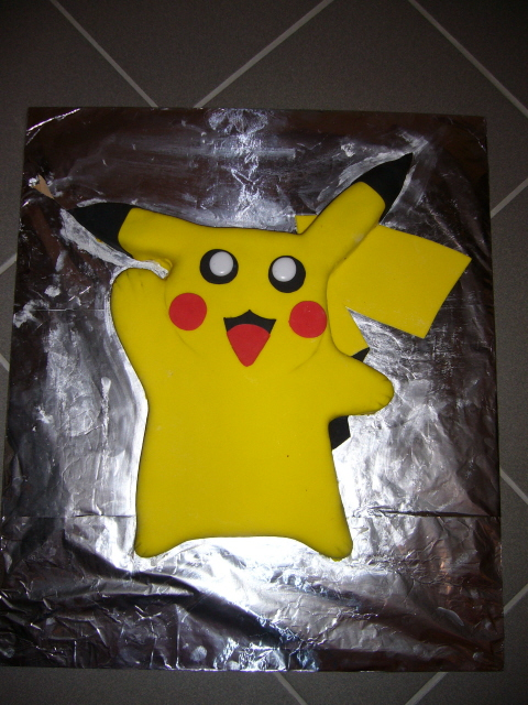 Pikachu Torte Fur Meine Sohn Motivtorten Fotos Forum Chefkoch De