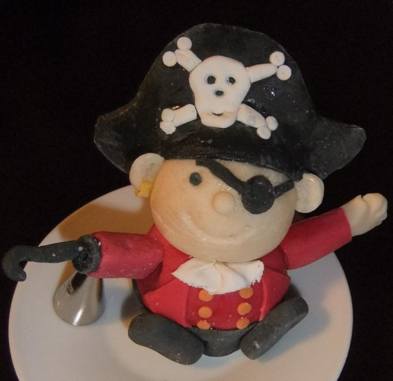 Piraten motivtorte