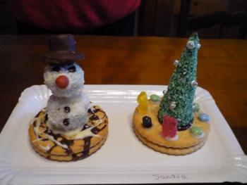 Meine Weihnachtsgeschenke 2008 Mit Bilder Kleingeback Und