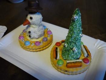 Weihnachtsgeschenke Forum.Meine Weihnachtsgeschenke 2008 Mit Bilder Kleingebäck Und