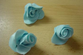 Anleitung Herstellung Marshmallowfondant Rosen 633448235