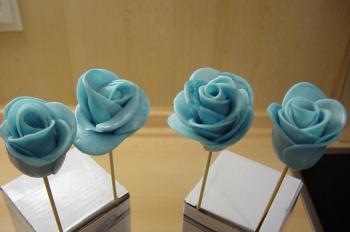 Anleitung Herstellung Marshmallowfondant Rosen 2548136763