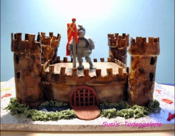 Burg Die Zweite Motivtorten Fotos Forum Chefkoch De