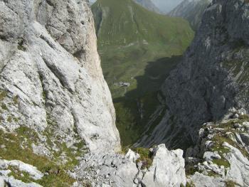 Verrücktes Wandervorhaben Alpenüberquerung mal 3148423078