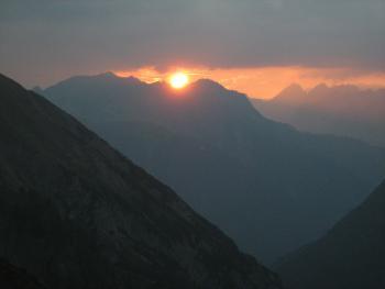 Verrücktes Wandervorhaben Alpenüberquerung mal 3910606979