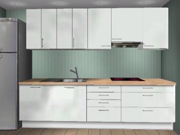 ideensuche für küchenplanungsvarianten (zweizeilig, meine erste ... - Küche Zweizeilig