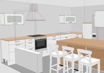 k chenplanung ideen. Black Bedroom Furniture Sets. Home Design Ideas