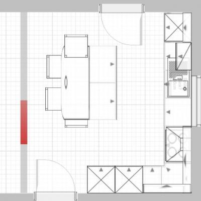 Küchenplanung - Meinungen, Verbesserungsvorschläge ...   {Küchenplanung grundriss 59}