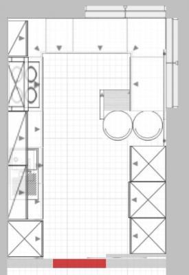 Planung Neue Küche Ca 10qm Anfängerunterstützung 3390092675