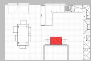 Ich bräuchte Anregungen und Ideen zur Küchenplanung ... | {Küchenplanung ideen 69}