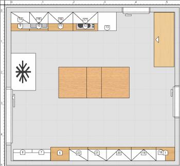 Tips zu IKEA Küchenplanung   Küchenausstattung Forum   Chefkoch.de   {Küchenplaner ikea 87}