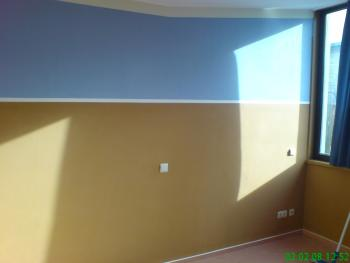 raum zweifarbig wei en aber wie haus garten forum. Black Bedroom Furniture Sets. Home Design Ideas