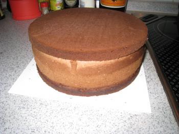 Wie lange halt kuchen unter fondant