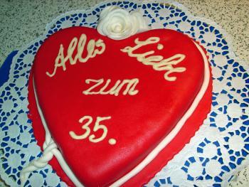 Geburtstagsherz Fur Meinen Schatz Motivtorten Forum Chefkoch De