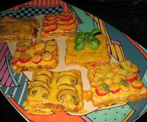 hias 39 mitternachts snacks no 4 toasts welsh rarebits art varianten pizza pikantes forum. Black Bedroom Furniture Sets. Home Design Ideas