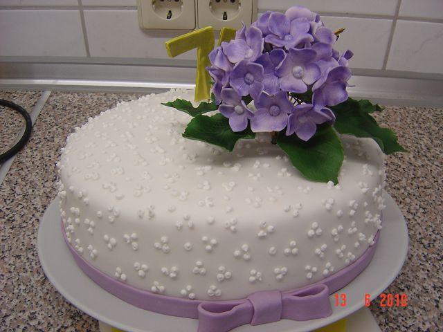 Hortensien Aus Zucker Torten Kuchen Forum Chefkoch De