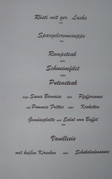 Kommunion mit Dönner??? | Feiertage und Feste Forum | Chefkoch.de