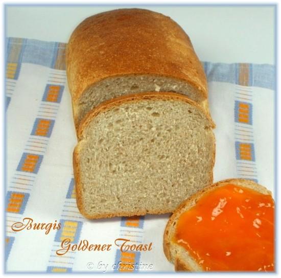 Golden Toast einzigartiger Geschmack 3074102799