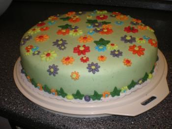 und auch Deine anderen Kuchen (das Zügle, der Maulwurf) sind richtig ...