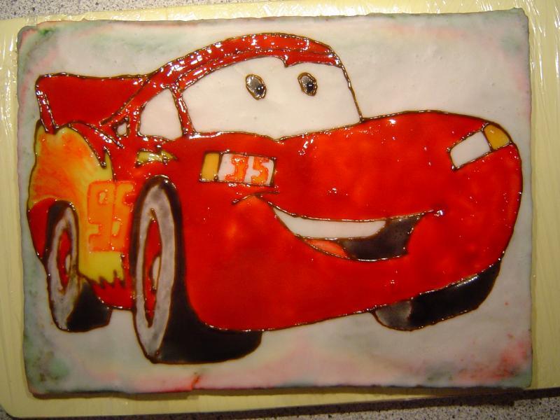 Cars Kuchen Fur Den Kindergarten Motivtorten Fotos Forum