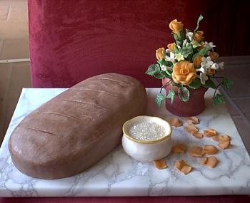 Brot und salz motivtorten forum - Brot und salz gott erhalts ...