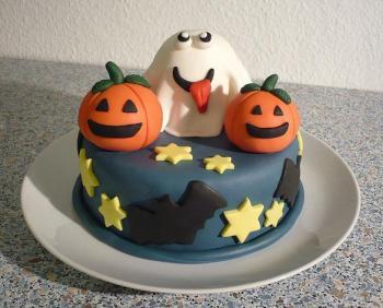 Ideen Fur Einen Halloween Kuchen Oder Torte Torten Kuchen