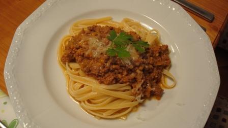 Albertos Cucina Bandnudeln Bologneser Sosse DIN Norm 3542665862