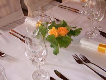 Tischdeko Hochzeit Im September Mir Fehlt Noch Eine Zundende Idee