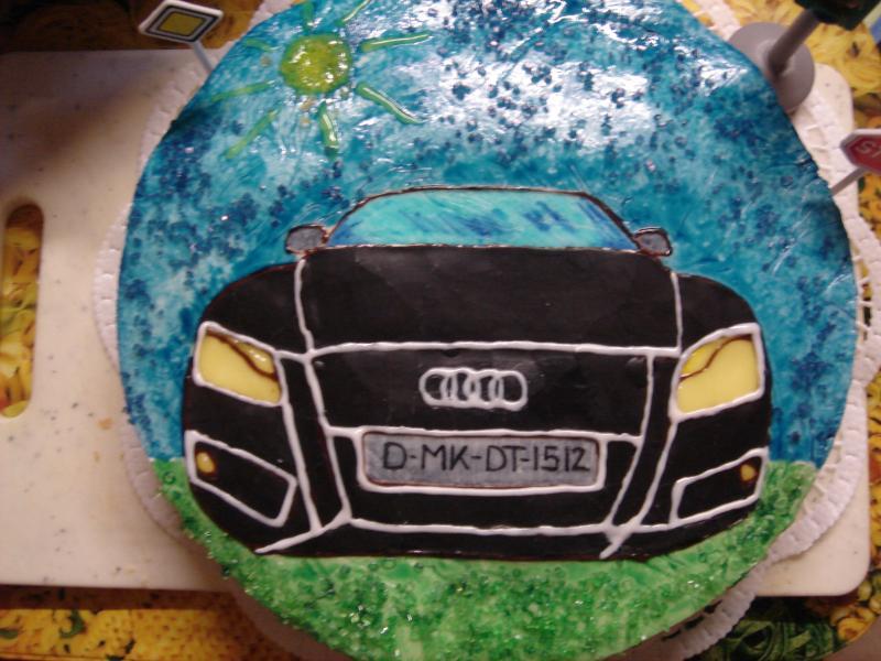 Audi A5 G Motivtorten Forum Chefkoch De