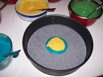 lila kuhs blog bei anleitung f r einen regenbogenkuchen. Black Bedroom Furniture Sets. Home Design Ideas