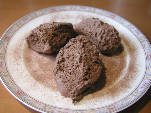 Mousse Chocolat fluffig 739129084