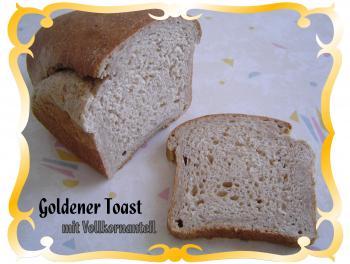 Golden Toast einzigartiger Geschmack 4242989061